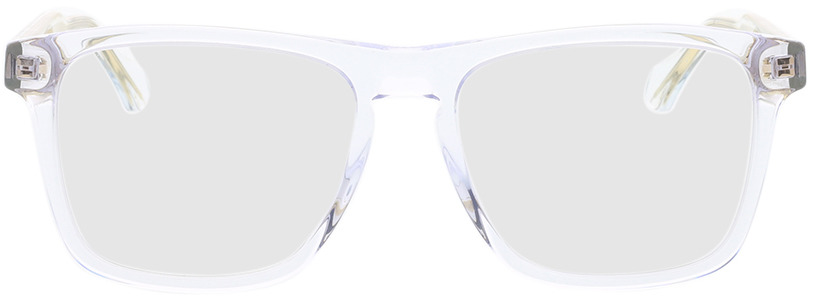 Picture of glasses model Gucci GG0561O-005 54-17 in angle 0