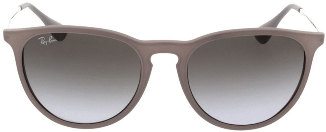 Picture of glasses model Ray-Ban Erika RB4171 600068 54-18 in angle 0