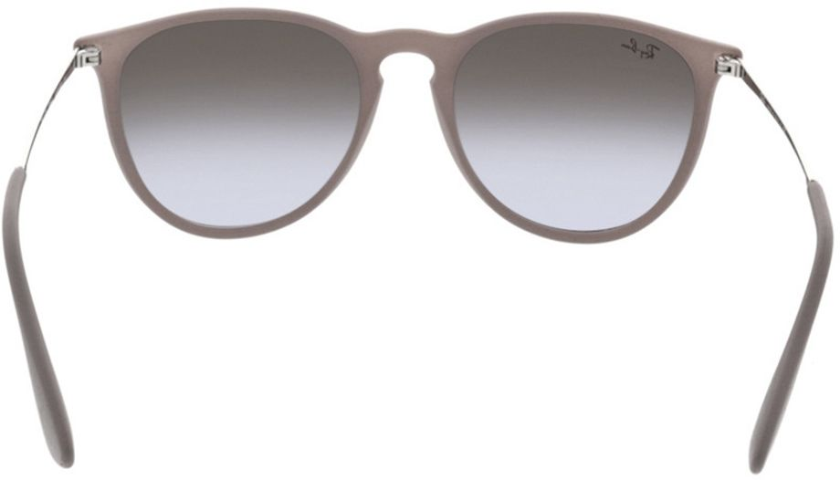 Picture of glasses model Ray-Ban Erika RB4171 600068 54-18 in angle 180