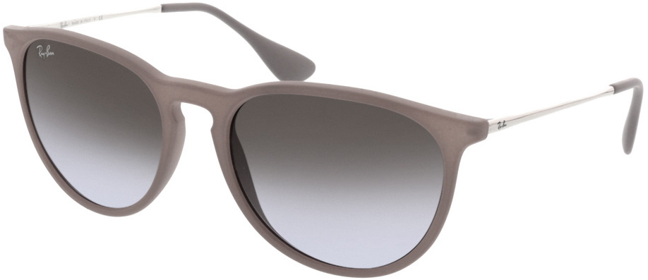 Picture of glasses model Ray-Ban Erika RB4171 600068 54-18