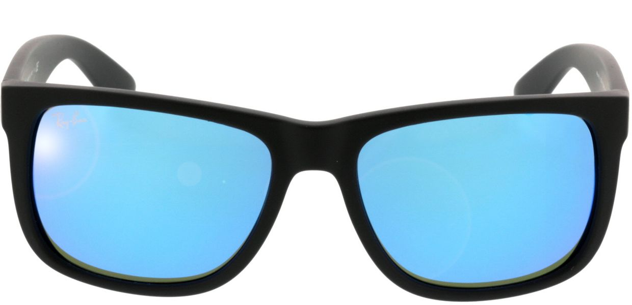 Picture of glasses model Ray-Ban Justin RB4165 622/55 54-16 in angle 0