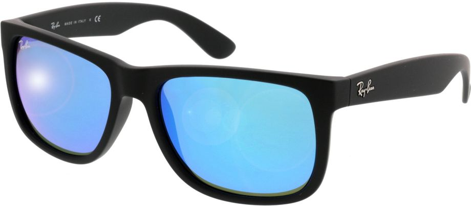 Picture of glasses model Ray-Ban Justin RB4165 622/55 54-16 in angle 330