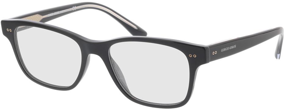 Picture of glasses model Giorgio Armani AR7195 5001 53-18 in angle 330