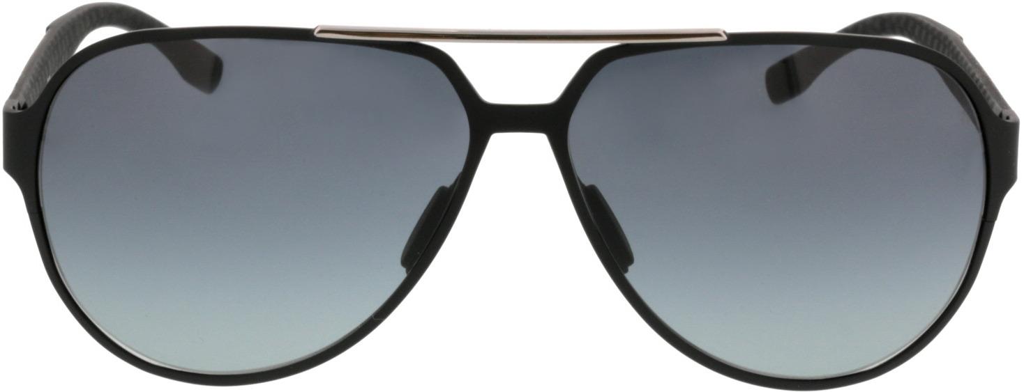 Picture of glasses model Hugo Boss Zwart Boss 0669/S HXJ 63 12 in angle 0