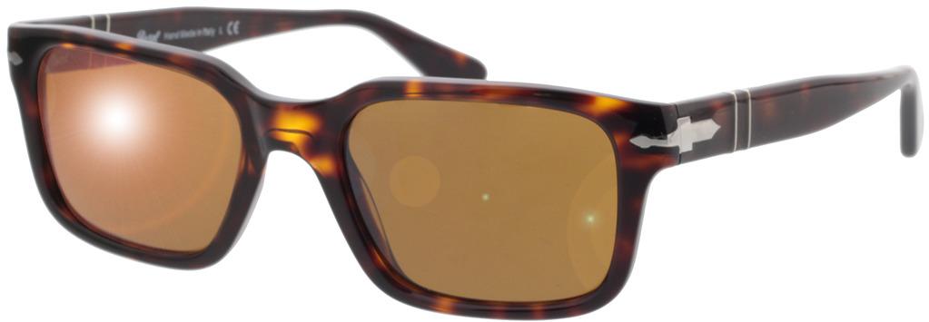 Picture of glasses model Persol PO3272S 24/33 53-20 in angle 330