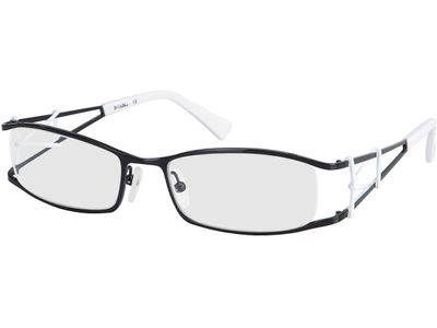 Brille Manono-schwarz/weiß