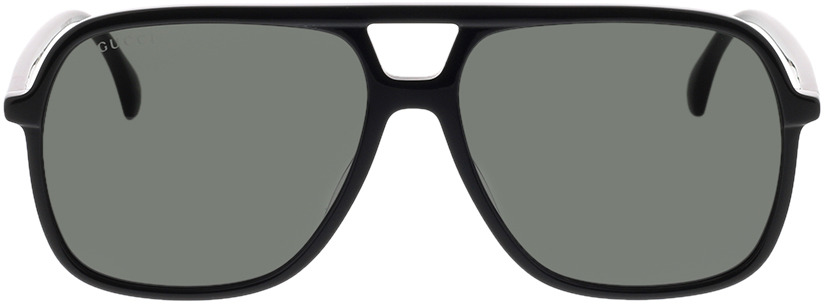 Picture of glasses model Gucci GG0545S-001 58-15 in angle 0