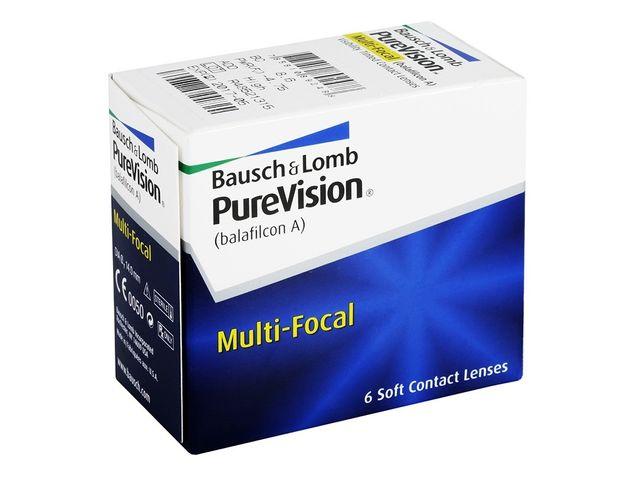 PureVision Multi-Focal 6er Box