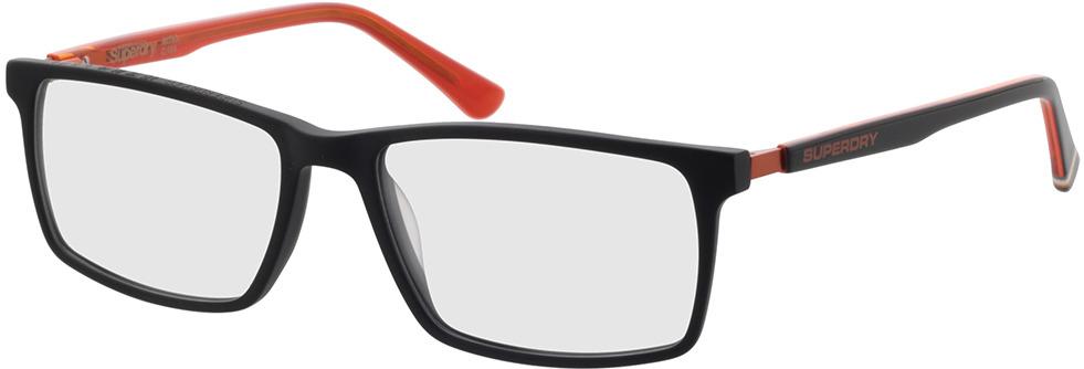 Picture of glasses model Superdry SDO Arno 104 black/orange 56-17 in angle 330