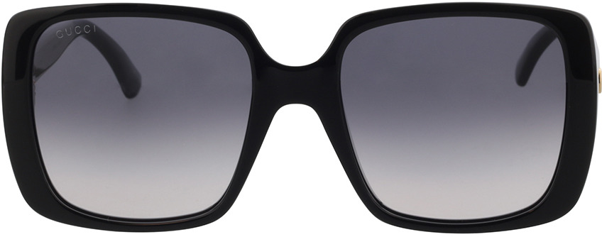 Picture of glasses model Gucci GG0632S-001 56-20 in angle 0