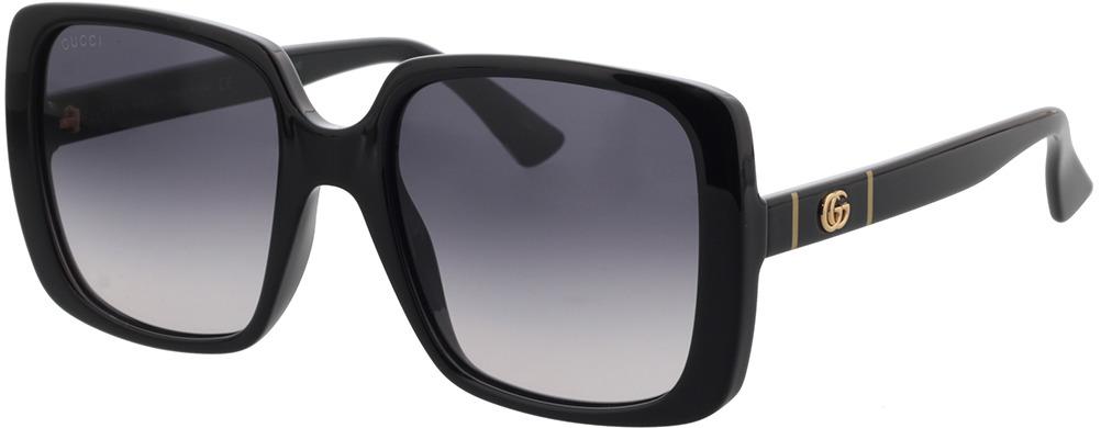 Picture of glasses model Gucci GG0632S-001 56-20