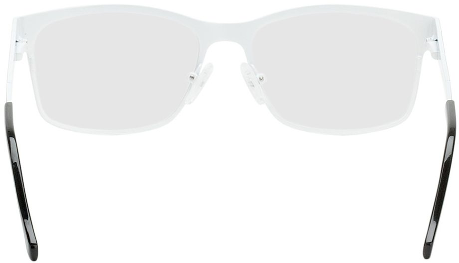 Picture of glasses model Tumba-black-white in angle 180