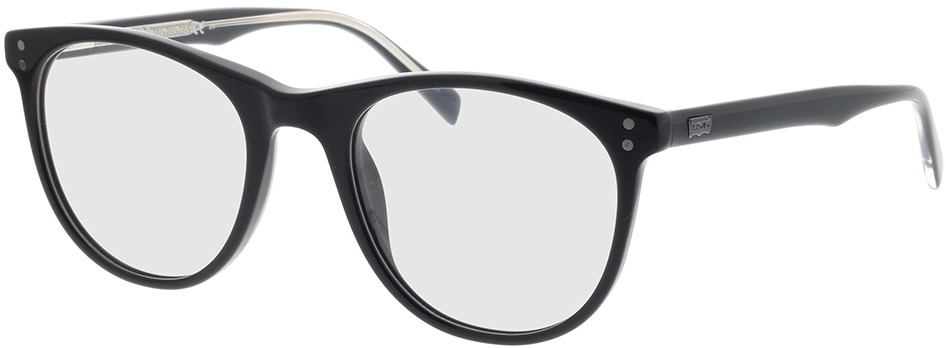 Picture of glasses model Levi's LV 5005 807 51-20 in angle 330
