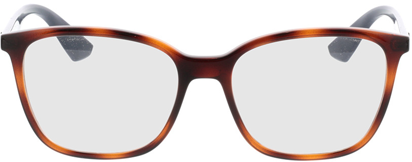 Picture of glasses model Ray-Ban RX7066 5585 54-17 in angle 0