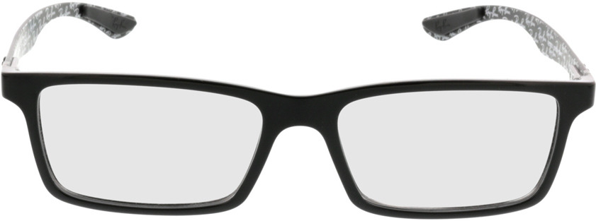 Picture of glasses model Ray-Ban RX 8901 5610 55-17 in angle 0