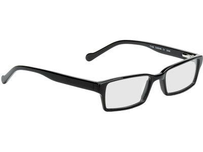 Brille Bauru-schwarz