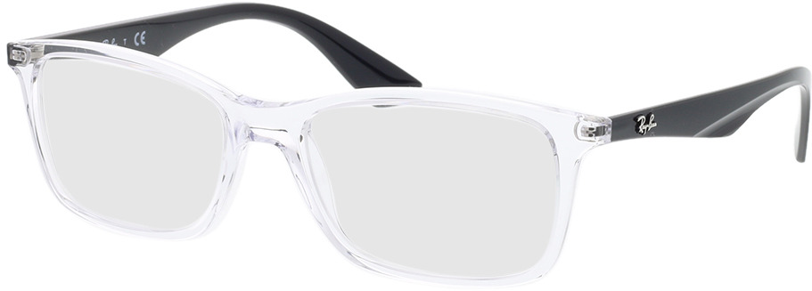 Picture of glasses model Ray-Ban RX7047 5943 54-17 in angle 330