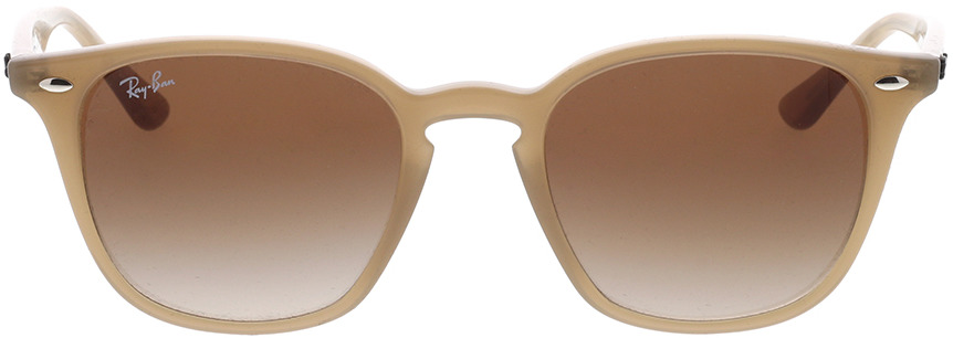 Picture of glasses model Ray-Ban RB4258 616613 50-20 in angle 0