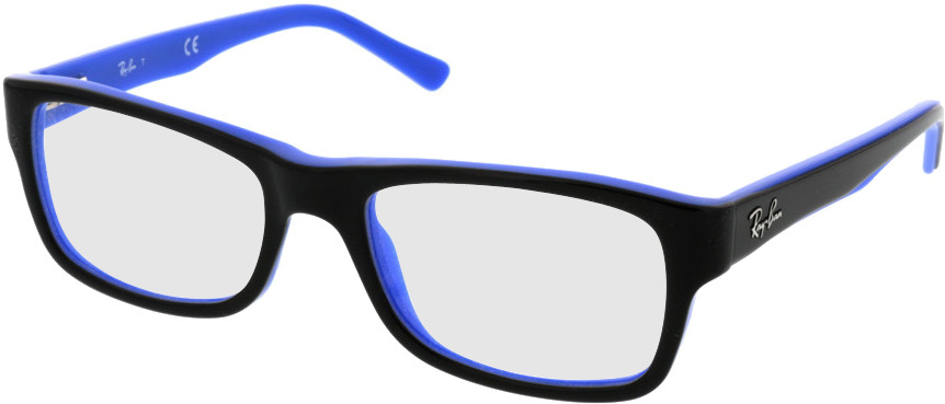 Picture of glasses model Ray-Ban RX5268 5179 50-17 in angle 330