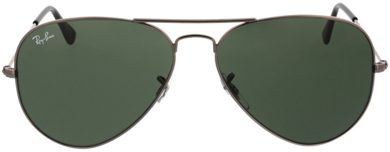 Picture of glasses model Ray-Ban Aviator RB3025 W0879 58-14 in angle 0