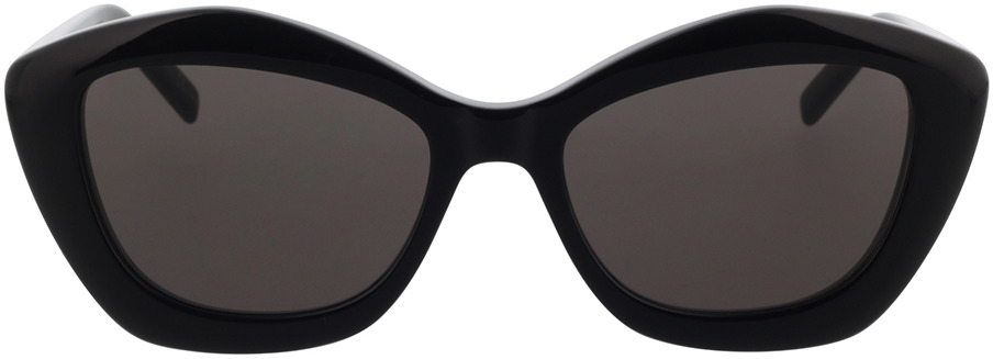 Picture of glasses model Saint Laurent SL 423-001 54-18 in angle 0