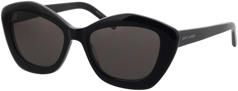 Picture of glasses model Saint Laurent SL 423-001 54-18 in angle 330