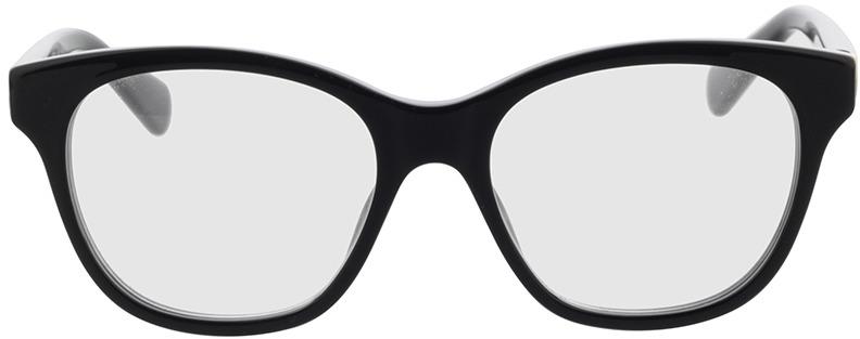Picture of glasses model Gucci GG0923O-001 51-17 in angle 0