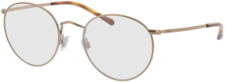 Picture of glasses model Polo Ralph Lauren PH1179 9334 51-20 in angle 330