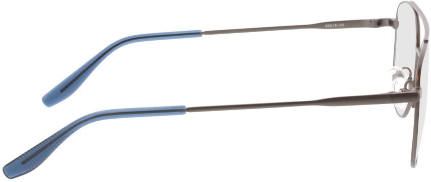 Picture of glasses model Alerio-anthrazit in angle 90