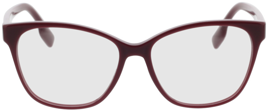 Picture of glasses model Burberry BE2345 3403 54-15 in angle 0