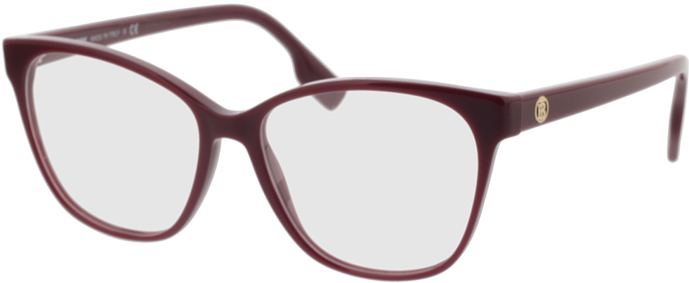 Picture of glasses model Burberry BE2345 3403 54-15 in angle 330