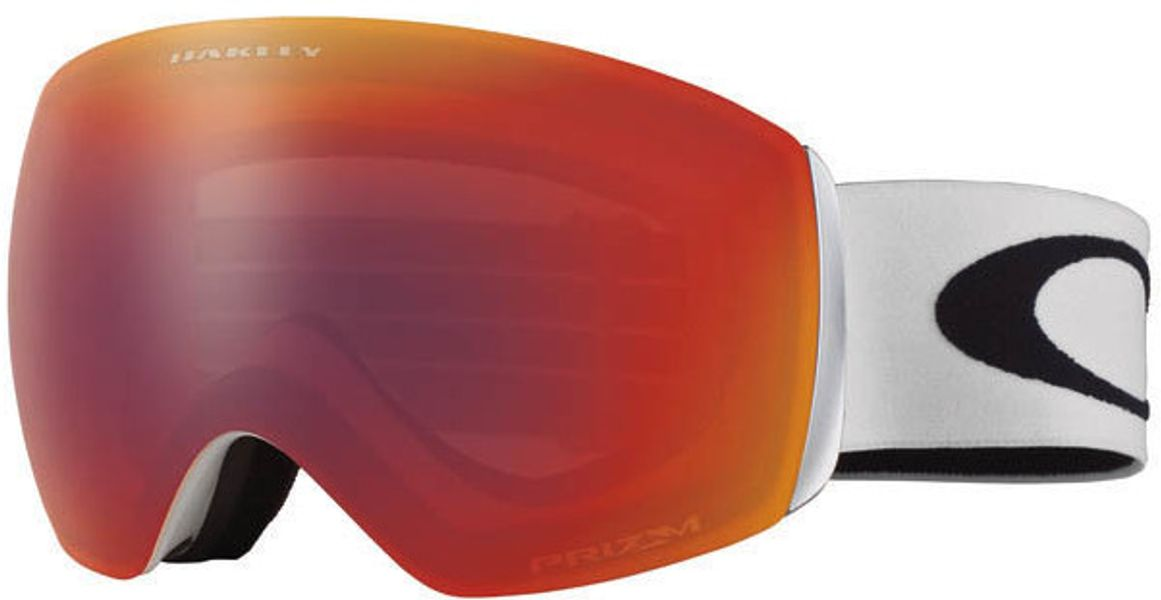 Picture of glasses model Oakley Skibrille FLIGHT DECK XM OO7064 706424 in angle 90