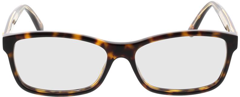 Picture of glasses model Gucci GG0316O-002 54-15 in angle 0