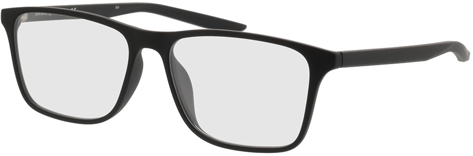 Picture of glasses model Nike 7125 001 54-15 in angle 330