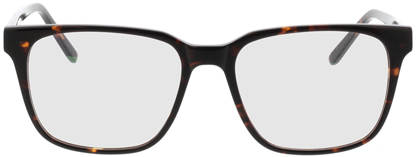 Picture of glasses model Woodstock-braun in angle 0