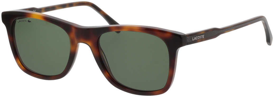 Picture of glasses model Lacoste L933S 214 53-20 in angle 330