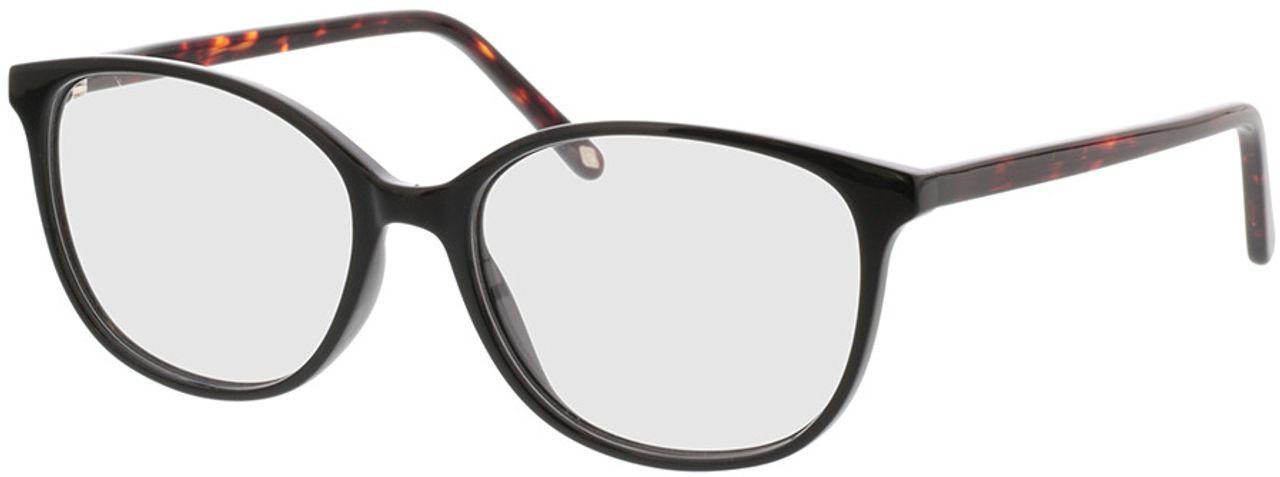 Picture of glasses model Grazia-schwarz in angle 330