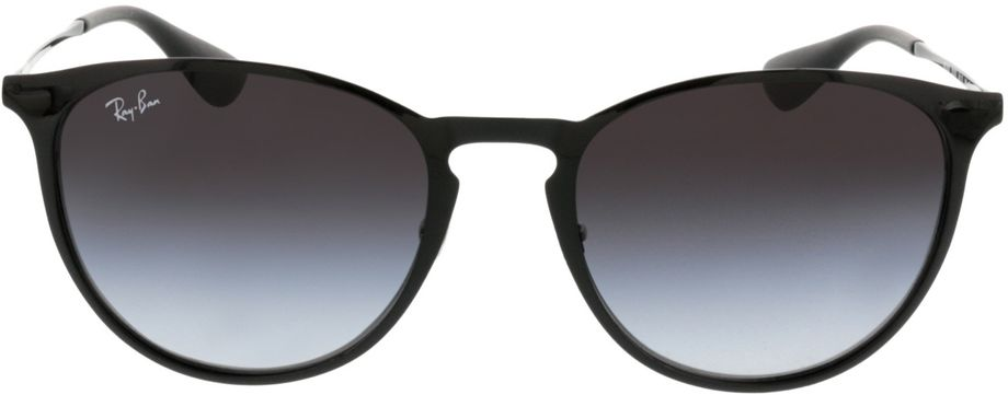 Picture of glasses model Ray-Ban Erika Metal RB3539 002/8G 54-19 in angle 0