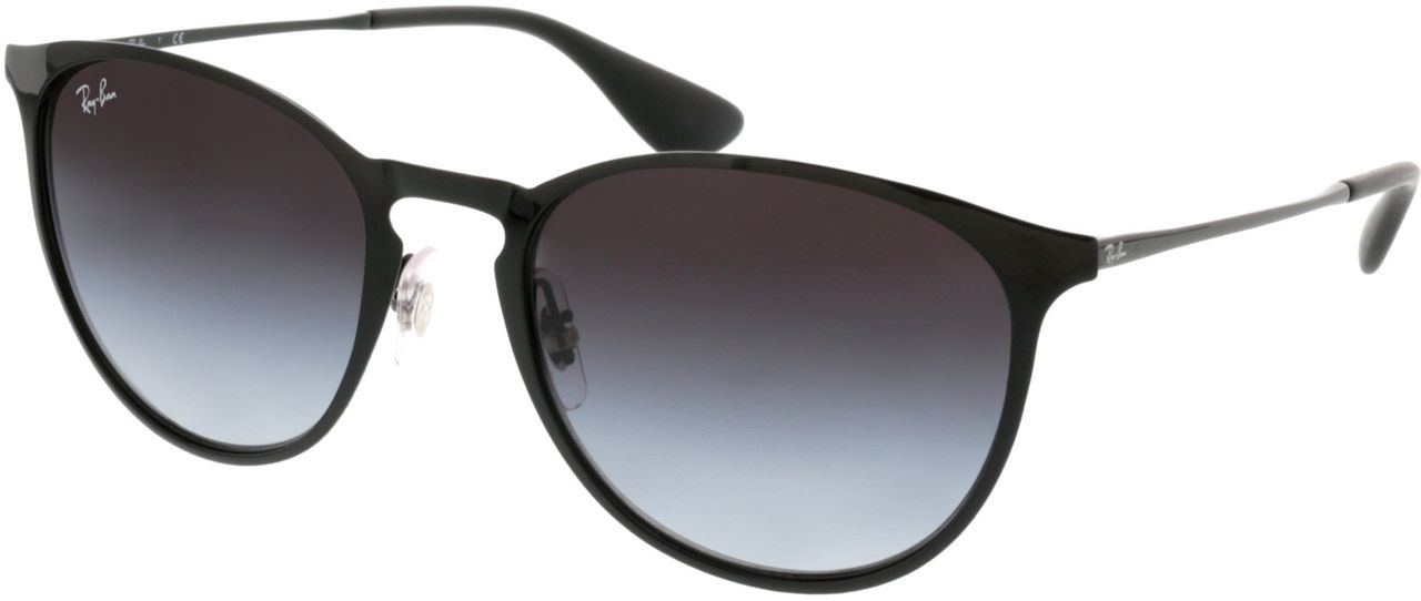 Picture of glasses model Ray-Ban RB3539 002/8G 54-19 in angle 330