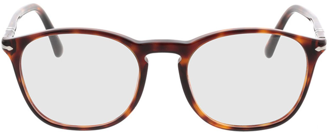 Picture of glasses model Persol PO3007VM 24 52-19 in angle 0
