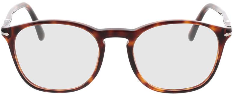 Picture of glasses model Persol PO3007VM 24 52-19 in angle 0