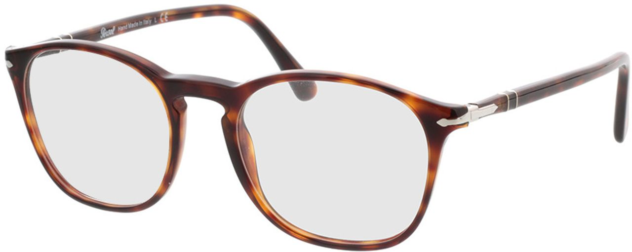 Picture of glasses model Persol PO3007VM 24 52-19 in angle 330