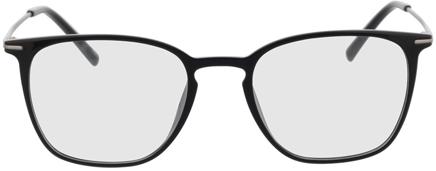 Picture of glasses model Maletto-schwarz in angle 0