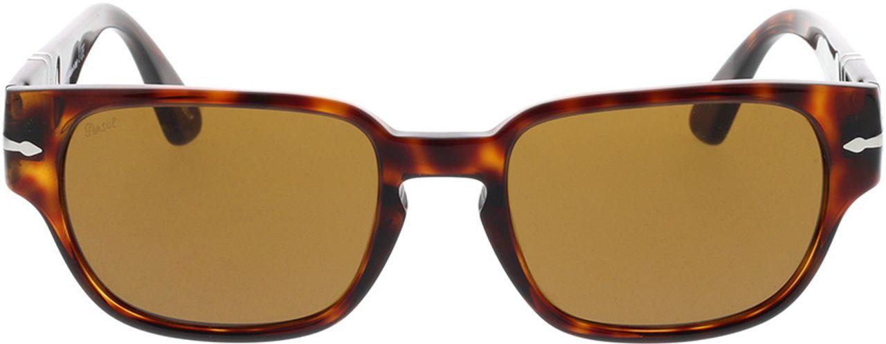 Picture of glasses model Persol PO3245S 24/33 52-19 in angle 0