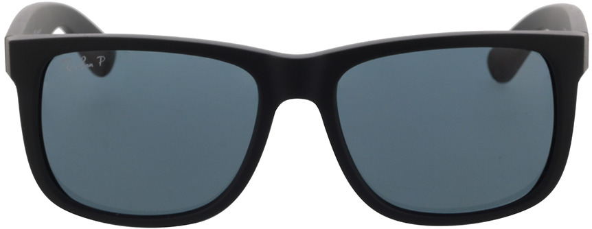 Picture of glasses model Ray-Ban Justin RB4165 622/2V 55-16 in angle 0