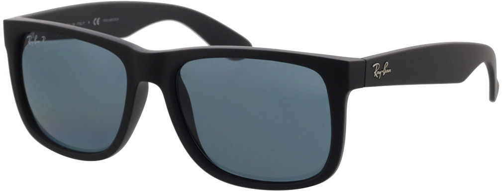 Picture of glasses model Ray-Ban Justin RB4165 622/2V 55-16