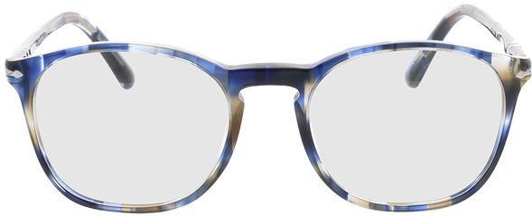 Picture of glasses model Persol PO3007VM 1126 52-19 in angle 0
