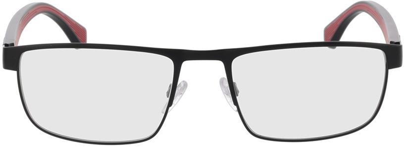 Picture of glasses model Emporio Armani EA1086 3022 55-19 in angle 0