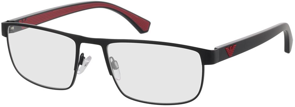 Picture of glasses model Emporio Armani EA1086 3022 55-19 in angle 330