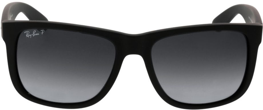 Picture of glasses model Ray-Ban Justin RB4165 622/T3 54-16 in angle 0
